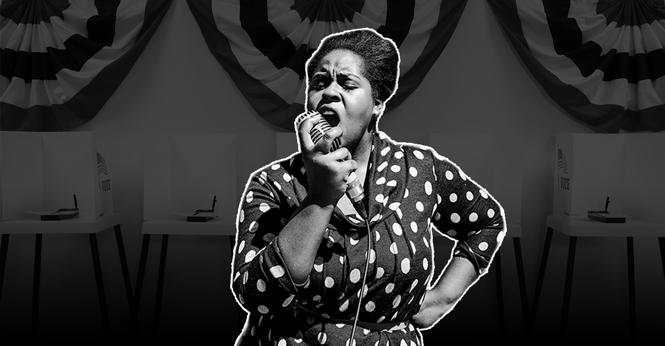 'Nobody's Free Until Everybody's Free': Fannie Lou Hamer's Legacy Is More Important Now Than Ever