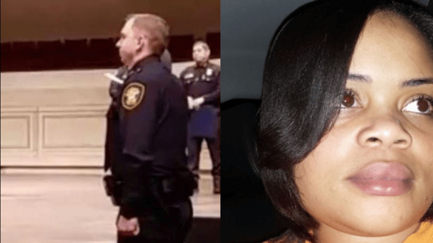 White Cop Who Killed Atatiana Jefferson Refusing To Cooperate With Police Following Resignation