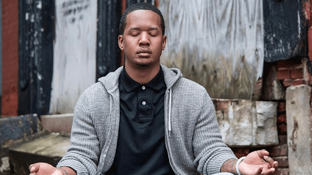 As A Black Man, Here's How Yoga Helped Save My Life