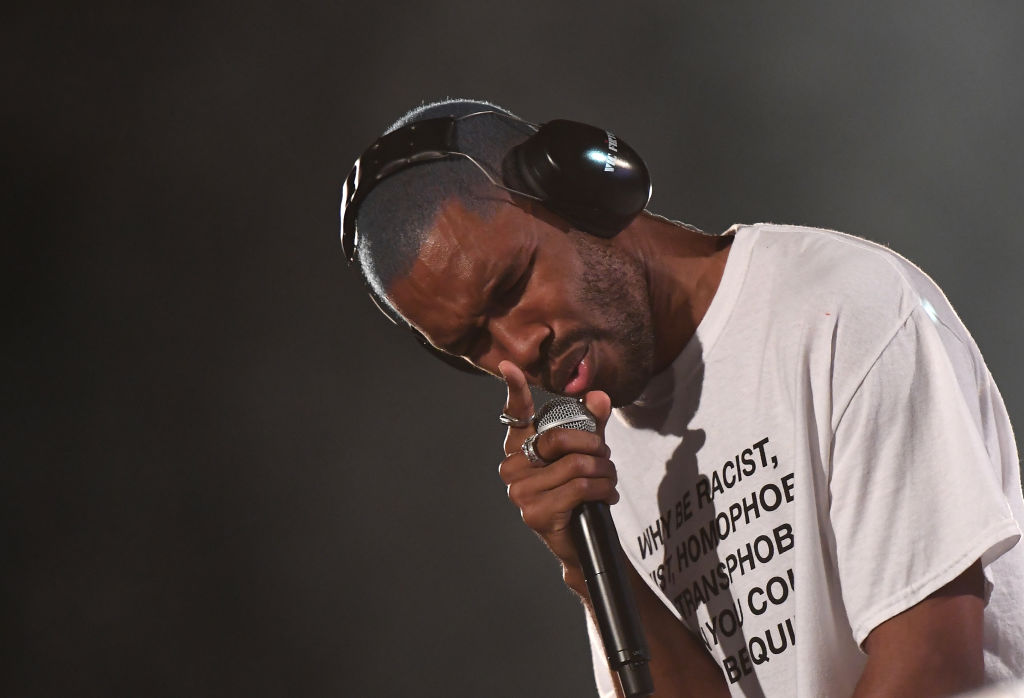 Frank Ocean Tries To Clear The Air After LGBTQ Backlash Against His Queer Nightclub Series