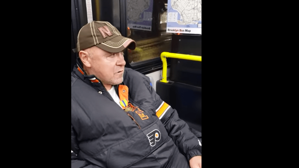 Miserable Old White Man Goes On Racist Rant On Brooklyn Bus: 'Drive And Shut Your Mouth N****r'