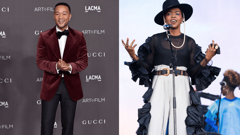 John Legend Lied About Being 'Ordinary People' — He Was On Lauryn Hill's Album