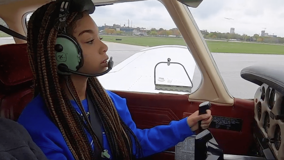 16-Year-Old Cleveland Girl Skips Over The Whole Driver's License Thing, Receives Her Pilot's Certificate Instead