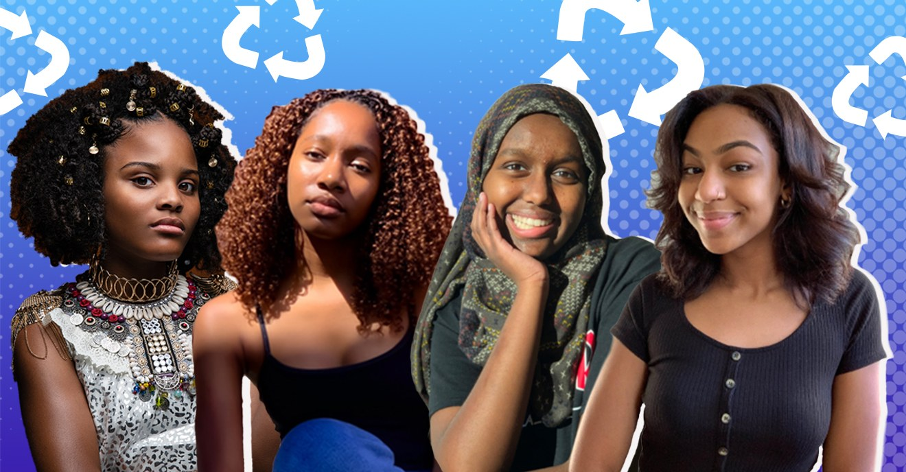 Young, Black and Green: Meet Some Gen Z Environmentalists of Color