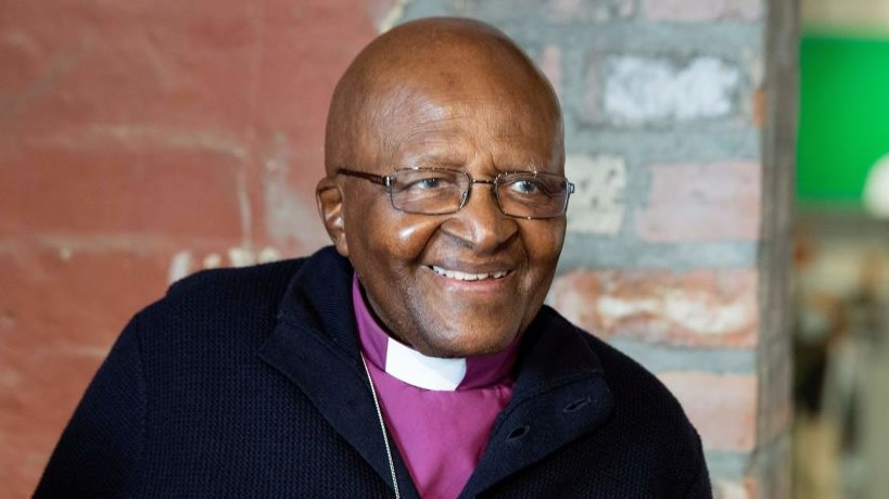 Desmond Tutu, One Of South Africa's First Black Archbishops, Hospitalized