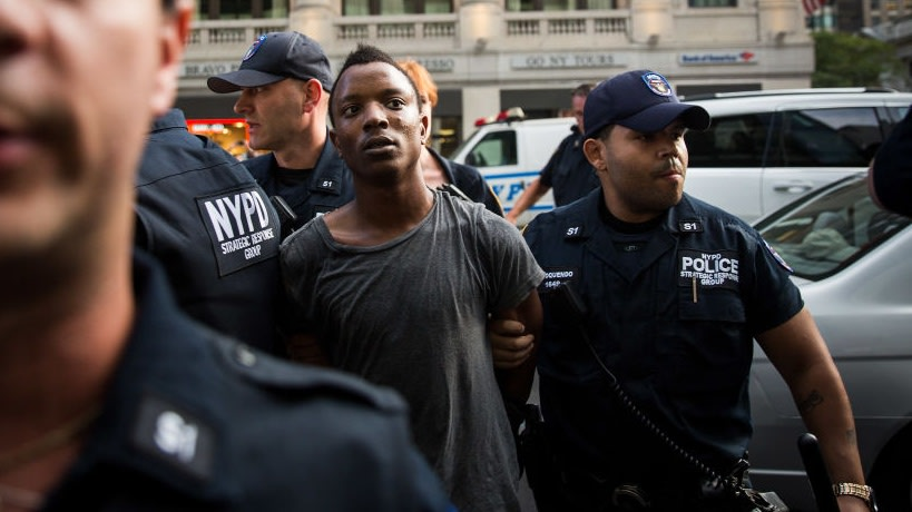 Black And Hispanic NYPD Officers Reveal 'Collars For Dollars' Arrest Quotas In Discrimination Lawsuit Against The Police Department