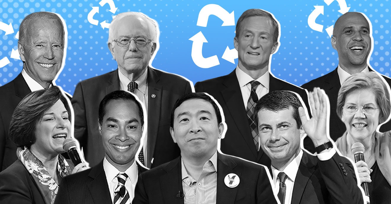 Blavity Scores Democratic Presidential Candidates On How They Address Environmental Racism