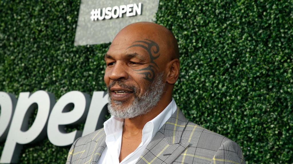 Mike Tyson Says His Kids Aren't Attracted To Other Black People: 'I Didn't Set A Good Example As A Black Man'