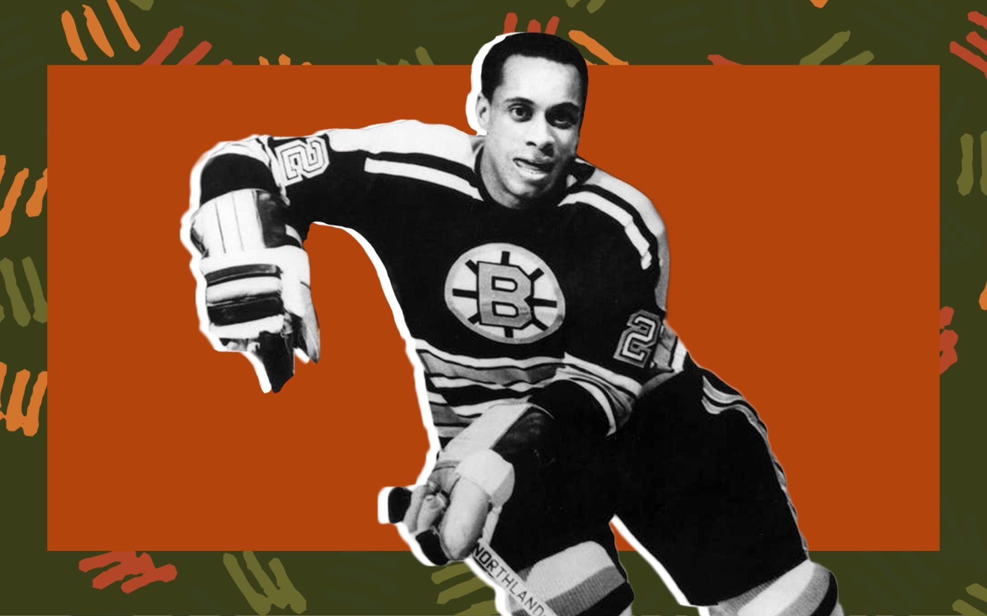 Willie O'Ree, The First Black NHL Player, Discusses Playing Without A Helmet, Meeting Jackie Robinson And Growing Up In Hockey