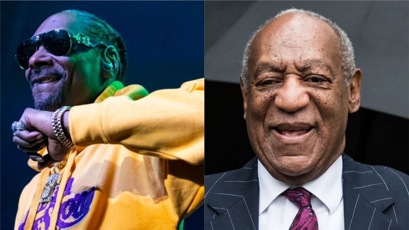 Snoop Dogg And Bill Cosby Engage In Nauseating Love Fest After Snoop Capes For Him During Social Media Tirade