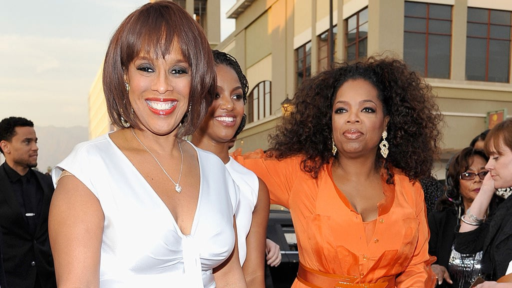 Oprah Responds To Misogyny Directed At Gayle King Over Interview With Lisa Leslie