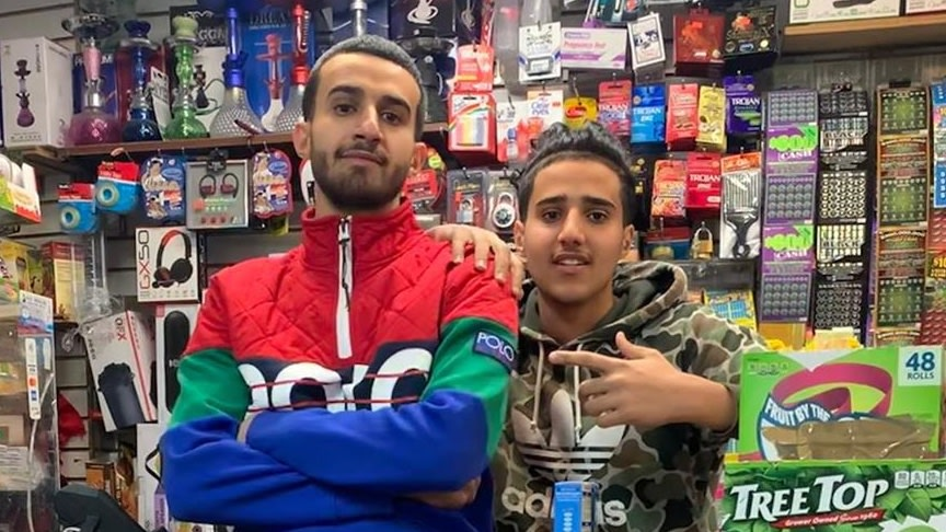 New York Bodega Worker Gives Free Snacks To Customers Who Solve His Math Problems