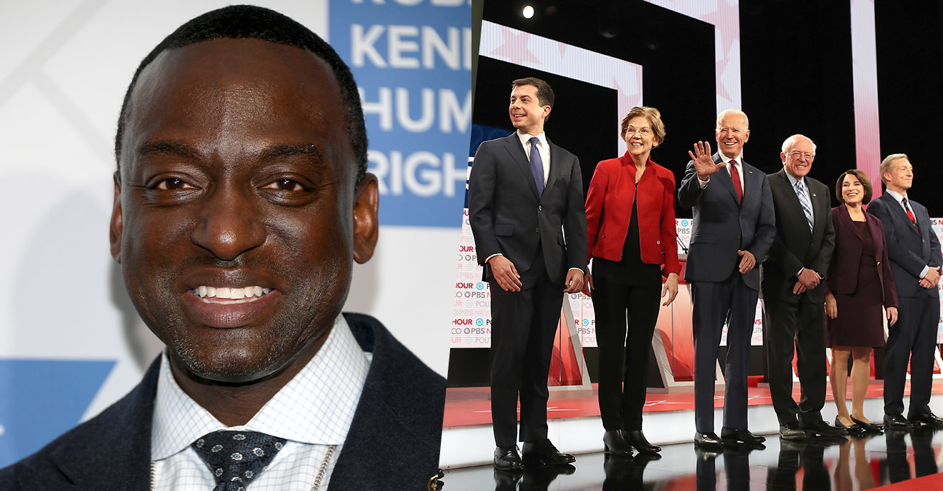 Yusef Salaam Of Central Park 5 Reveals The One Thing He Encourages All People To Review Before Casting Votes