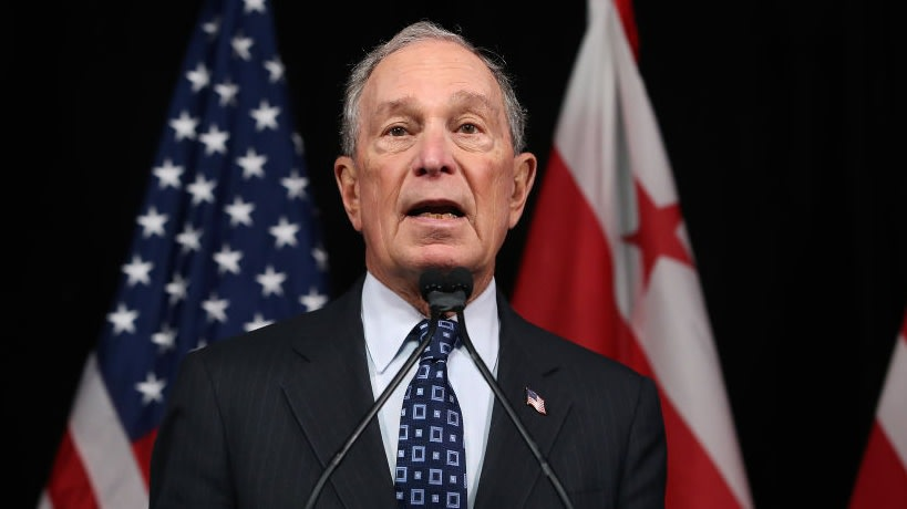 Michael Bloomberg Allegedly Told A Former Female Employee To Find 'Some Black' To Watch Her Baby