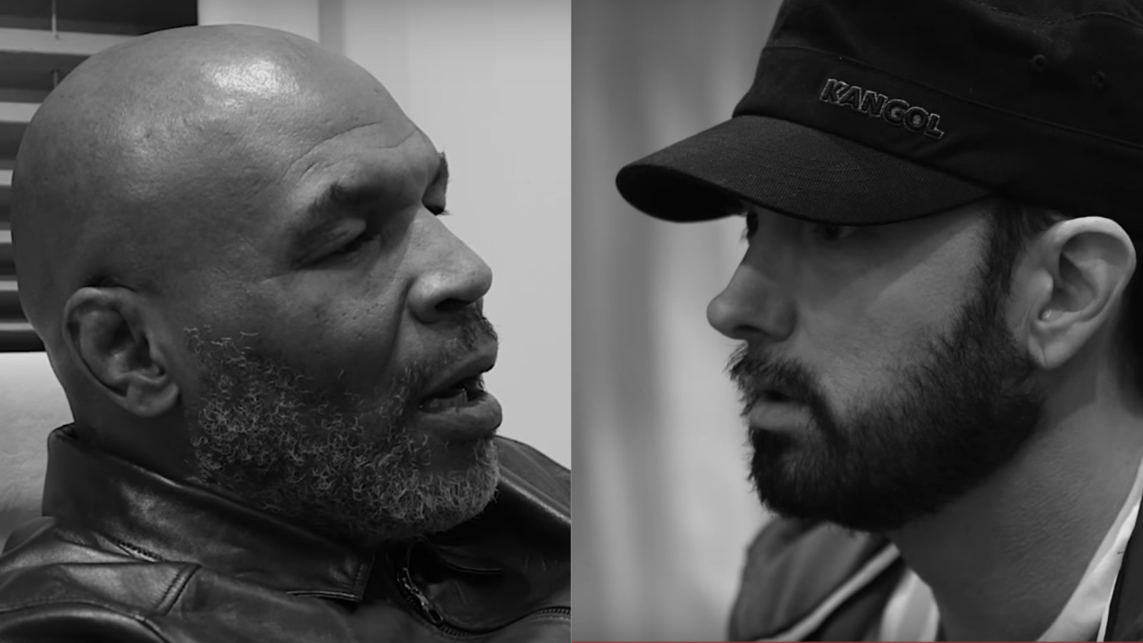 Mike Tyson Weirdly Remarks That Eminem Knows 'What It's Like To Be A N***a'