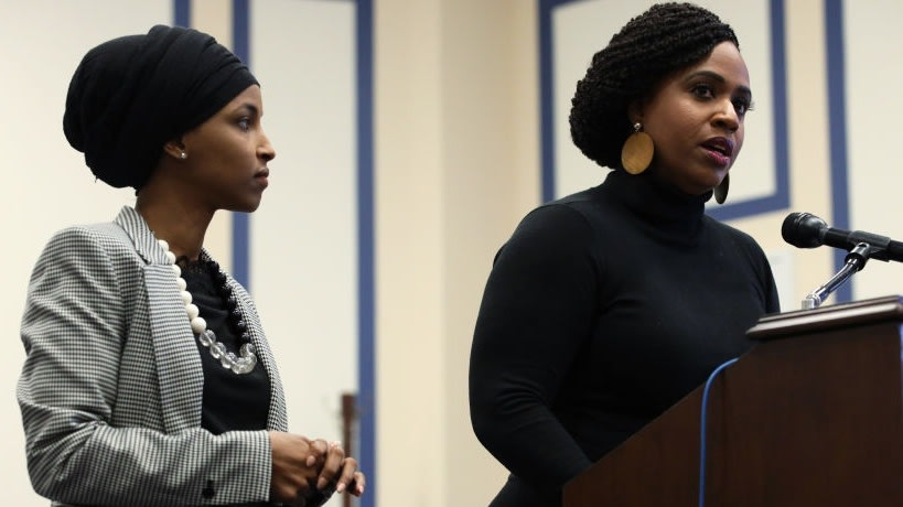 Reps. Ayanna Pressley And Ilhan Omar Propose Immediate Cancellation Of At Least $30,000 In Student Debt Amid Pandemic