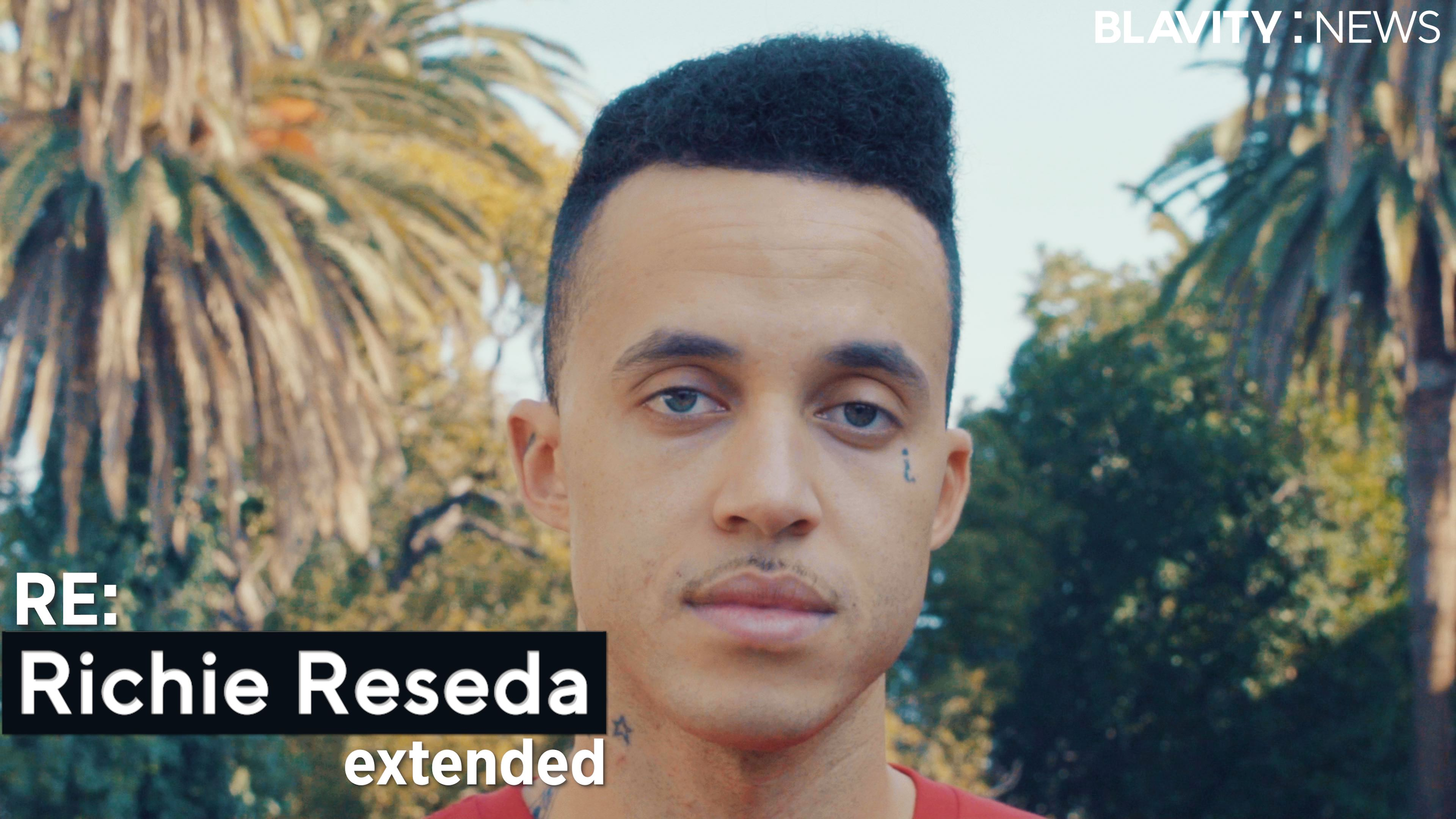 Richie Reseda Is The Formerly Incarcerated Feminist Man Who Teaches Feminism To Men Behind Bars
