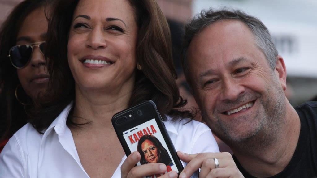 6 Things To Know About Kamala Harris' Husband, Doug Emhoff