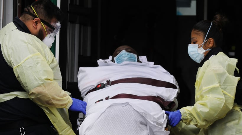 Black Communities Are Being Hit Particularly Hard By Coronavirus, Study Finds