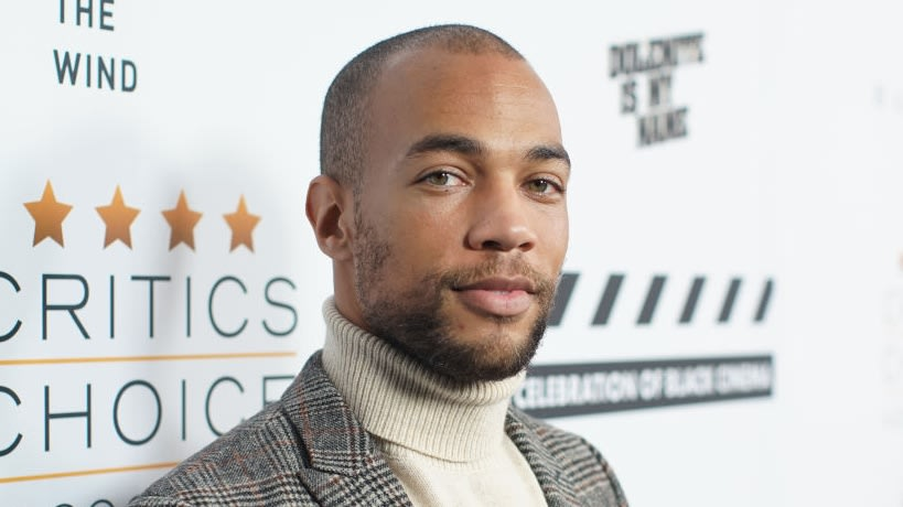 Kendrick Sampson Explains How We Can Support Black Communities Through COVID-19 Pandemic