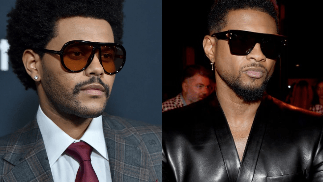 The Weeknd Claimed Thee Usher Stole His Style For 'Climax' And Usher Had The Most Eloquent Response