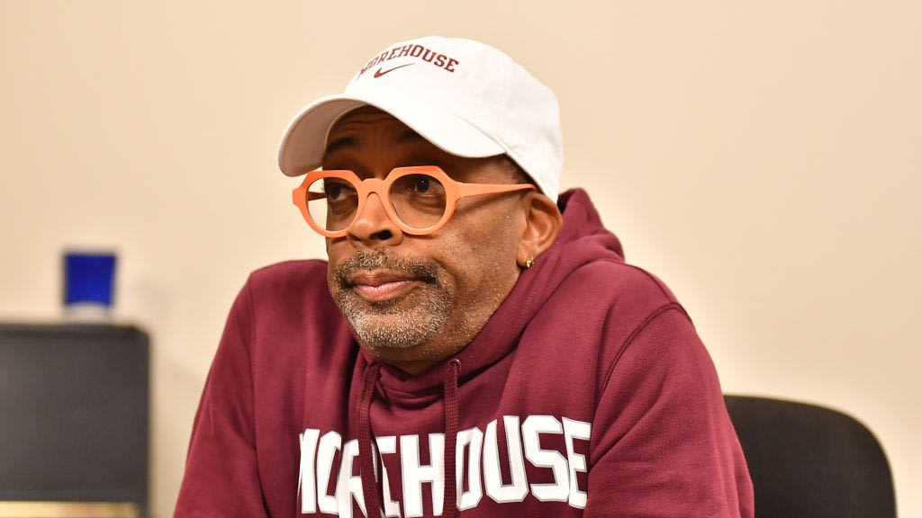 If Anything Is Certain In These Uncertain Times, It's Spike Lee's Stance On The Reopening Of Georgia Movie Theaters