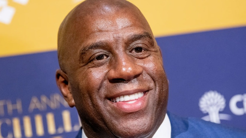 Magic Johnson Offering $100 Million To Minority-Owned Businesses Struggling Through Coronavirus Pandemic