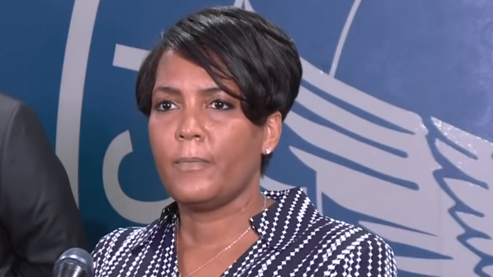 Keisha Lance Bottoms Makes Emotionally Charged Appeal To Atlanta Protestors Following Riots: 'This Is Not A Protest'