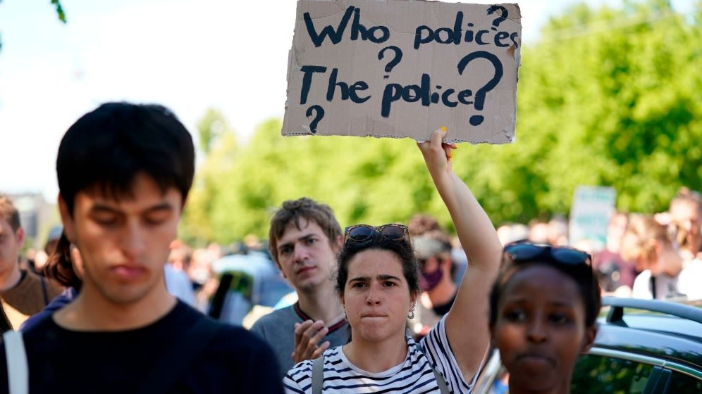 Minneapolis Public School System To Vote On Severing Ties With City's Police: 'We Cannot Be Neutral In Situations Of Injustice'