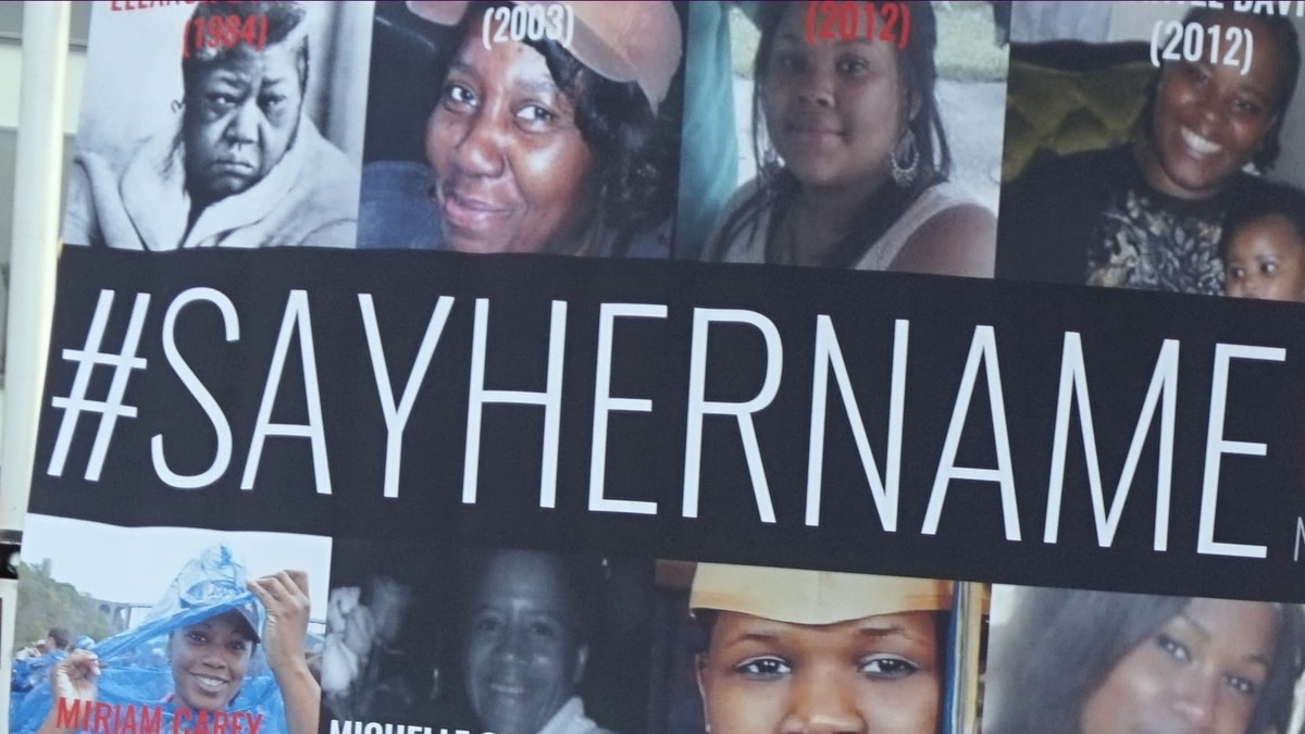 Black Men Need To #SayHerName A Lot Louder And Fight For Black Women, Too