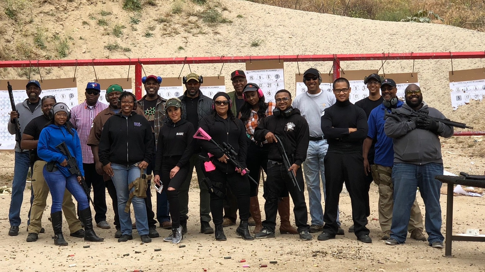 This Black-Owned Gun Shop Is Committed To Educating, Consulting And Training Black People On Their Second Amendment Rights