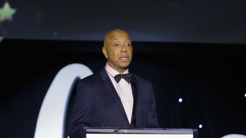 Tidal, Revolt TV Pull Podcast Featuring Russell Simmons After Backlash