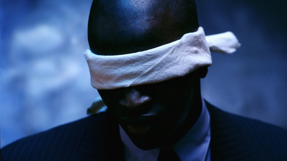 Why It's Time To Upend The False Narrative Of Blind Justice