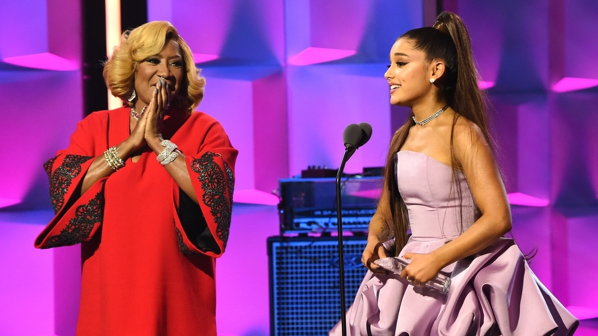 Patti LaBelle Thinks Ariana Grande Sings Like A 'Little White Black Girl' Too