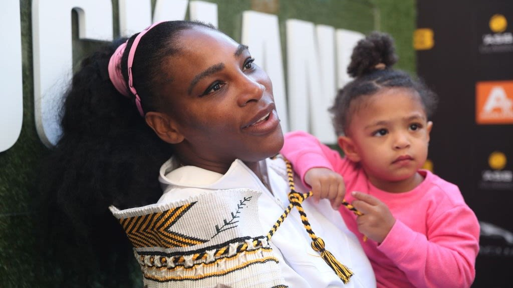 Serena Williams' 2-Year-Old Daughter Olympia Now Owns Part Of An L.A. Women's Soccer Team