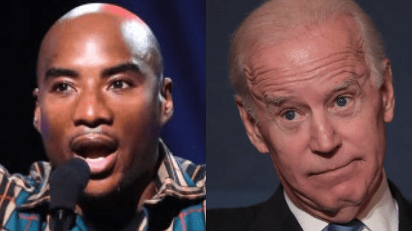 Charlamagne Tha God Is Tired Of Joe Biden's Loose Lips After Saying Trump Is The First Racist President: 'Just Shut The F**k Up'