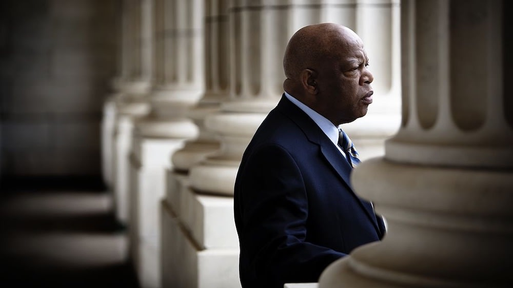 Be Willing To Get Into Good Trouble: A Tribute To John Lewis