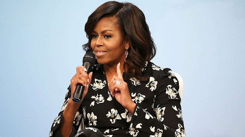 Michelle Obama Says Hypocrisy Of Trump Admin And Racial Unrest Have Contributed To Her 'Low-Grade Depression'