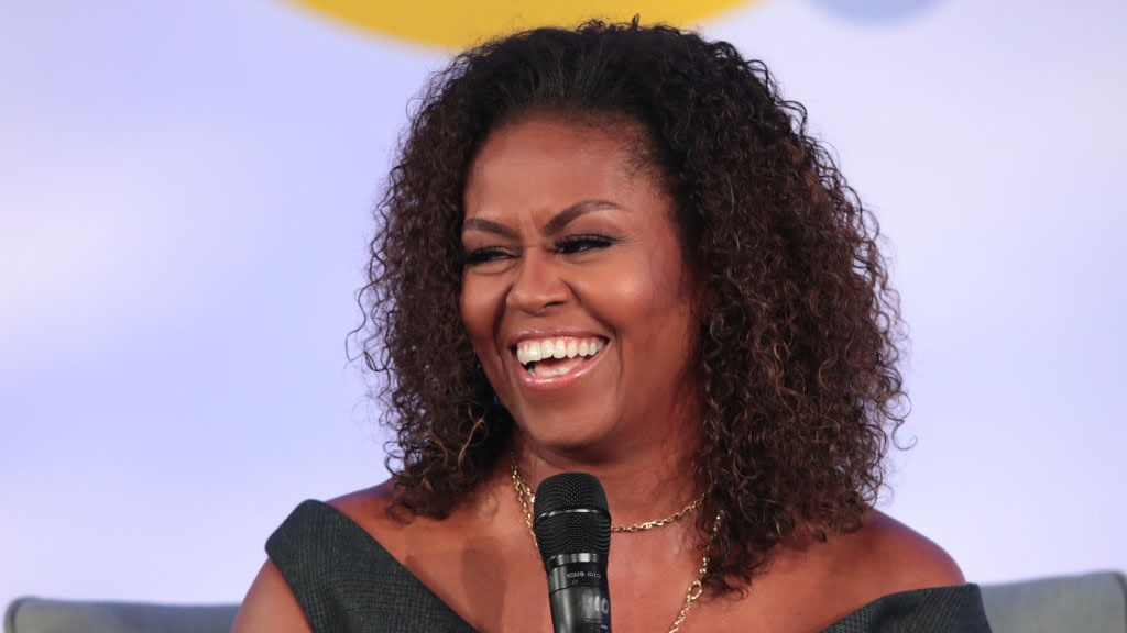 Every Dope Song Michelle Obama Plays On Her Podcast And More Are On Her New 'Black Girl Magic' Playlist