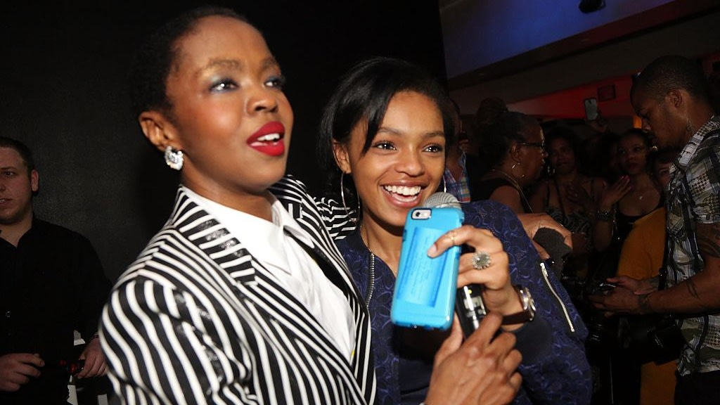 Lauryn Hill Defends Daughter After She's Criticized For Opening Up About Traumatic Childhood