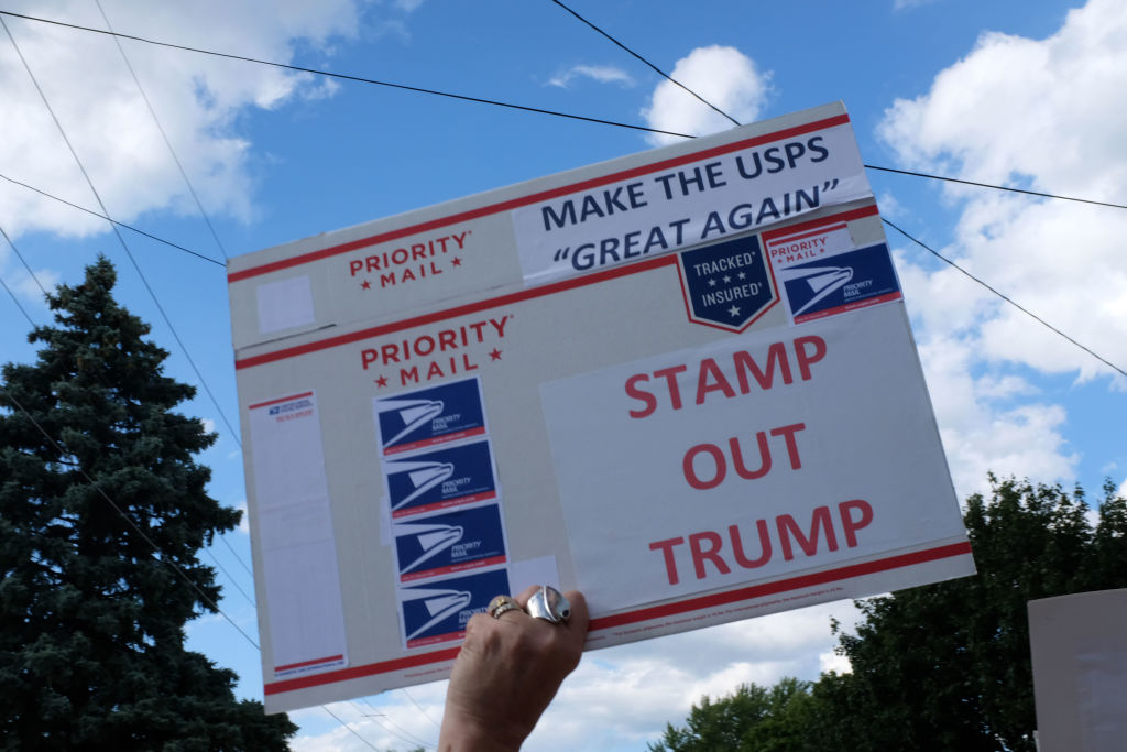 Here's What You Need To Know About USPS And Donald Trump