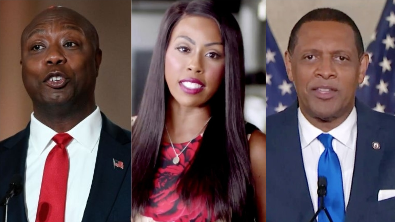 From Pandering Callouts To Praise Of Trump, Here's What The Black People At The RNC Have To Say