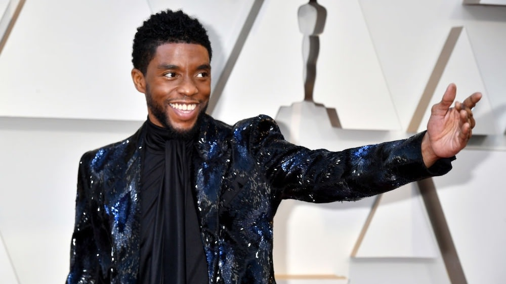 Why Chadwick Boseman's Life Inspires Fellow HU Bison Like Me To Live Out Loud