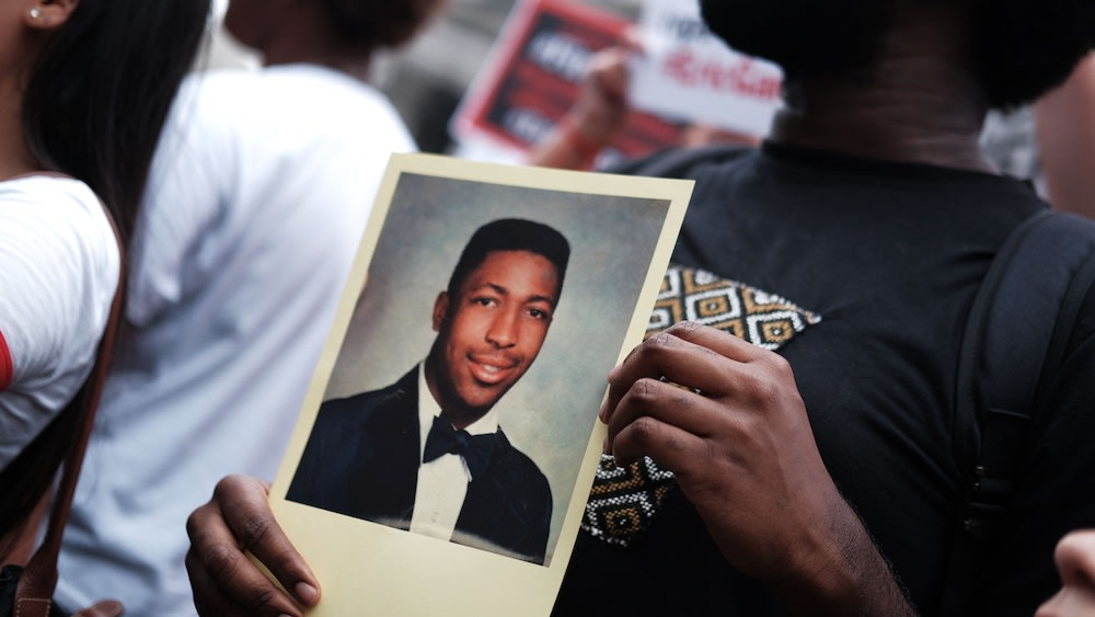 September 15: Why Eric Garner's Birthday Should Be A Holiday To Fight For Police Reform