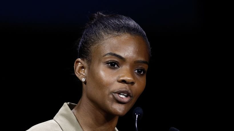 Candace Owens Blames Amazon Employees For Damaging Copies Of Her Book