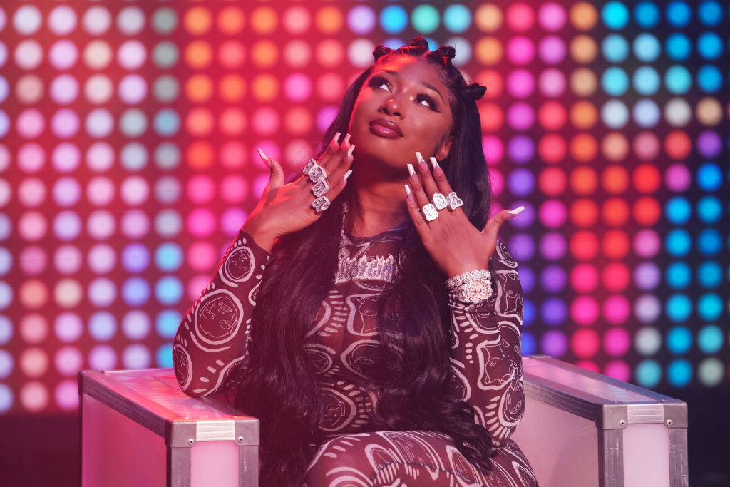 Megan Thee Stallion Is Offering $20,000 In Scholarships To Two Women Of Color Who Are Savages With Them Books