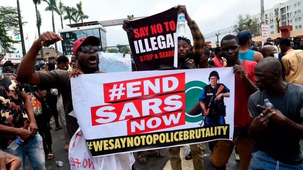 Nigerian Governor Bans Protests After Demonstrators Demand End To 'SARS' Police Division