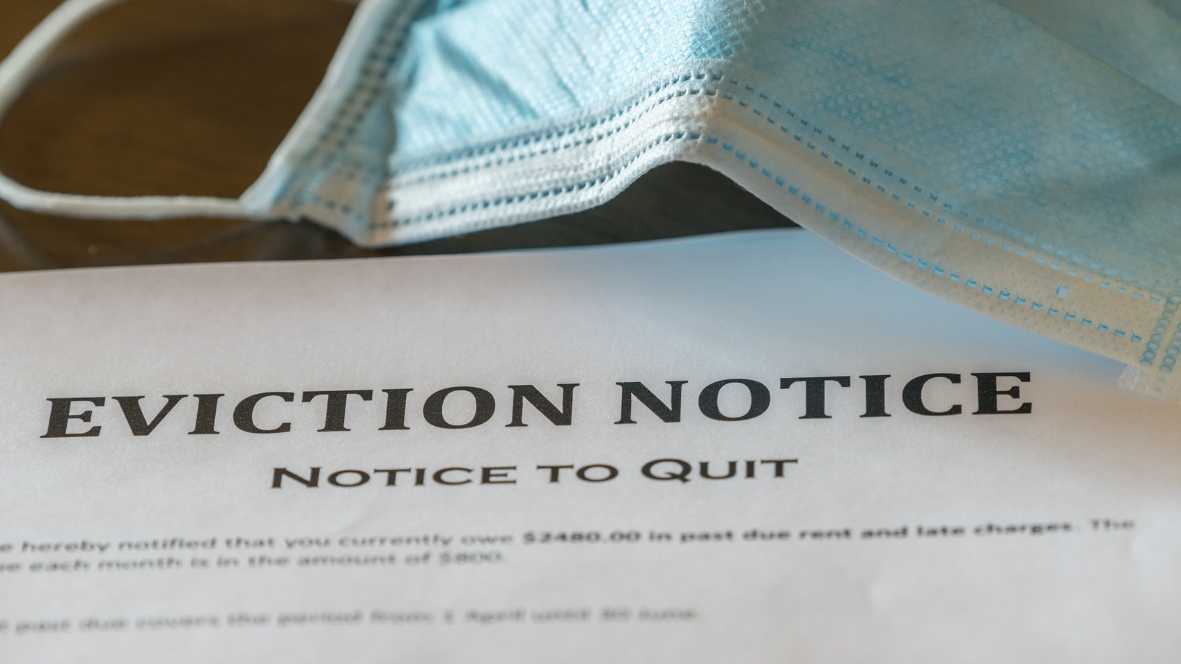 CDC Memo Gives Landlords Green Light To Resume Evictions