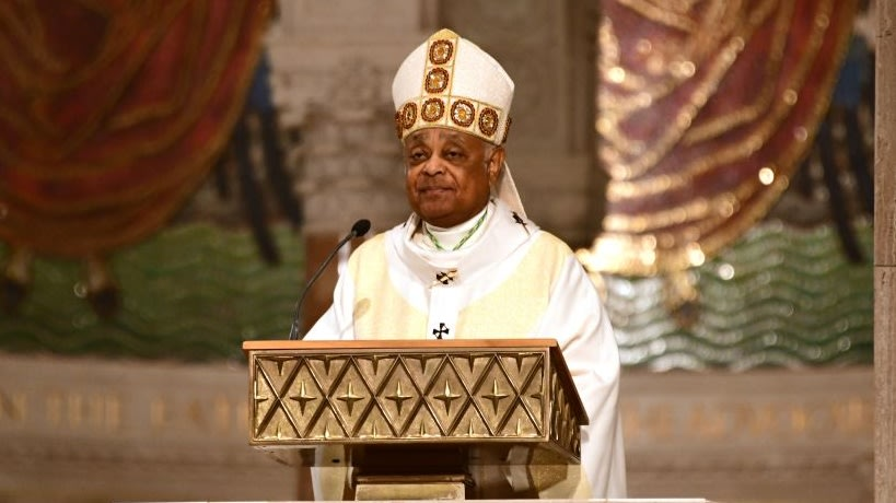 Wilton Gregory Is The Nation's First Black Cardinal Following Appointment By Pope Francis