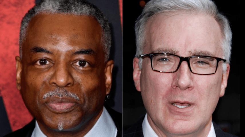 LeVar Burton Puts Political Pundit Keith Olbermann In Check After Strange Kunta Kinte Trump Tweet